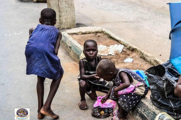Feed the Poor: EBlack partners Mma Millionaire Heart Foundation in fresh charity work