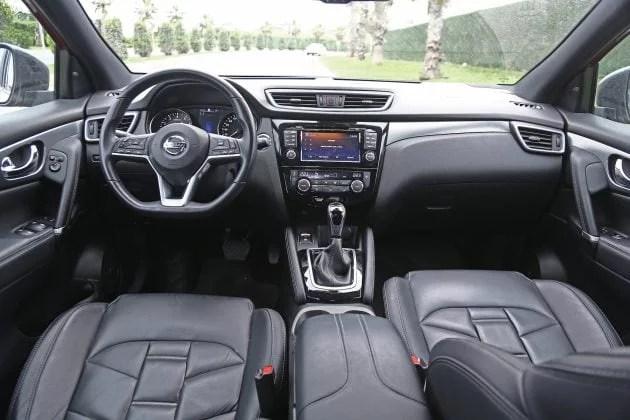 Nissan Qashqai 2019 Test Sürüşü