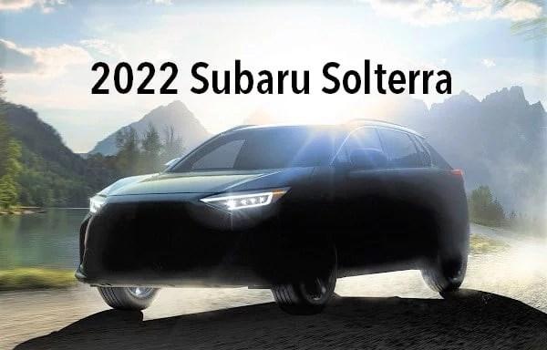 2022Subaru SOLTERRA. Elektrikli Subaru. Elektrikli Toyota.