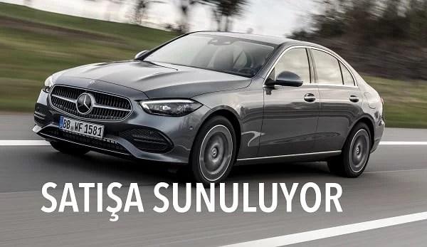 Yeni Mercedes C Serisi fiyatı. Yeni Mercedes CLS fiyatı.