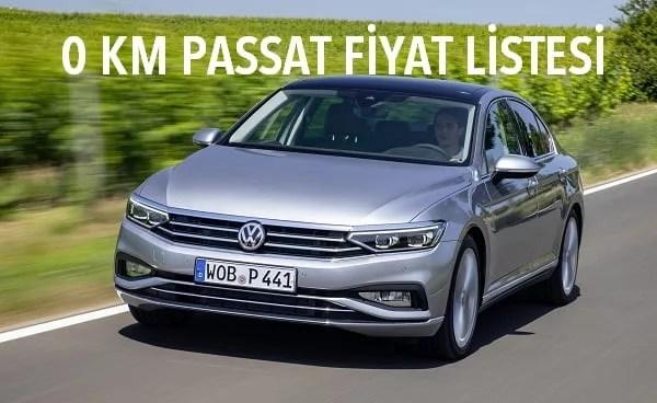 Passat fiyat listesi Ekim 2021. 0 km Passat. 2021 VW Passat.