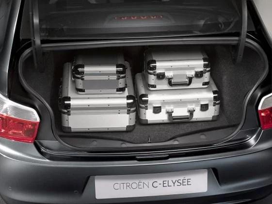 Citroen C-Elysee 2019 Test Sürüşü