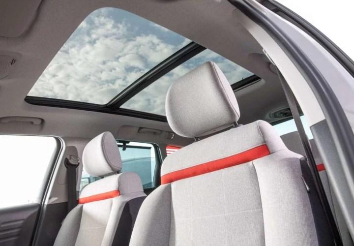 Citroen C3 Aircross 2020 Test Sürüşü