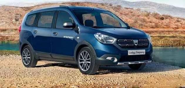 Dacia Lodgy Fiyat Listesi – Haziran 2019