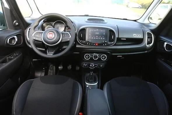 Fiat 500L 2018 Test Sürüşü