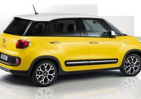 Fiat 500L TREKKING 1.6 16V MULTIJET (105 Hp) Teknik Özellikleri