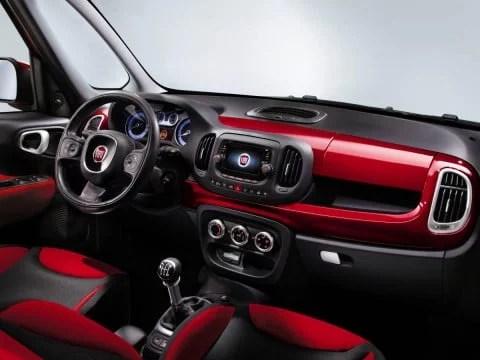 Fiat 500L 1.4 (95 Hp) Teknik Özellikleri