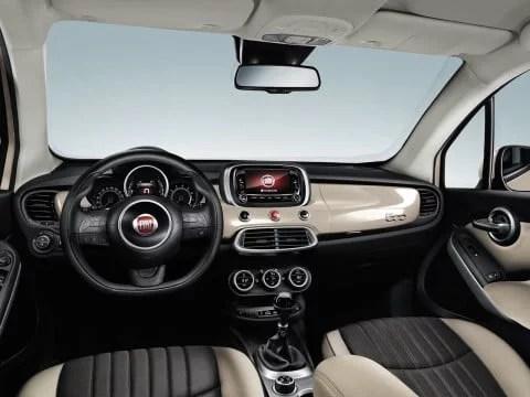 Fiat 500X 2.0d (140hp) 4WD Teknik Özellikleri