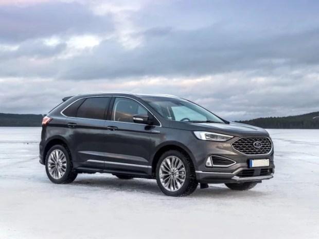 Ford Edge 2019 Test Sürüşü