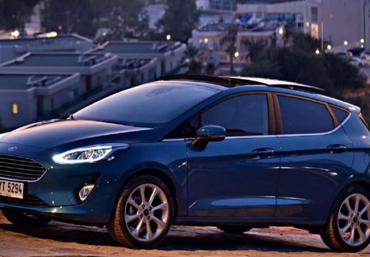 Ford Fiesta 2020 Test Sürüşü