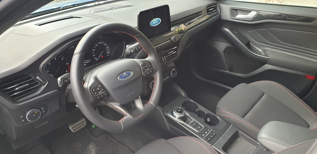 Ford Focus HB Dizel Otomatik 2020 Test Sürüşü-1
