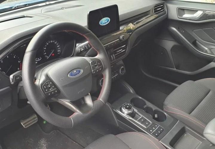 Ford Focus HB Dizel Otomatik 2020 Test Sürüşü