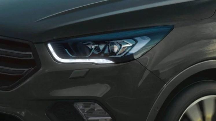 Ford Kuga 2019 Test Sürüşü