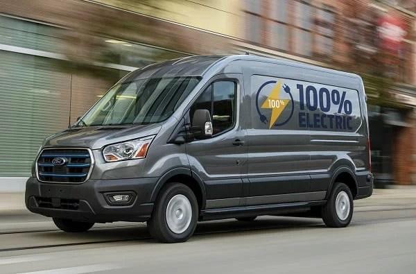 Ford OtosanEBRD kredisi. Ford Otosan elektrikli araçlar.