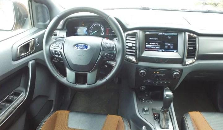 Ford Ranger Wildtrak 2018 Test Sürüşü