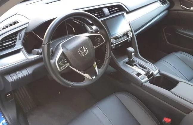Honda Civic Sedan LPG 2019