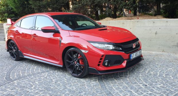 Honda Civic Type R 2019 Test Sürüşü