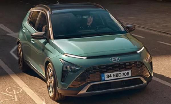 Hyundai Bayon kampanyası Temmuz. Bayon kampanya. SUV kampanya.