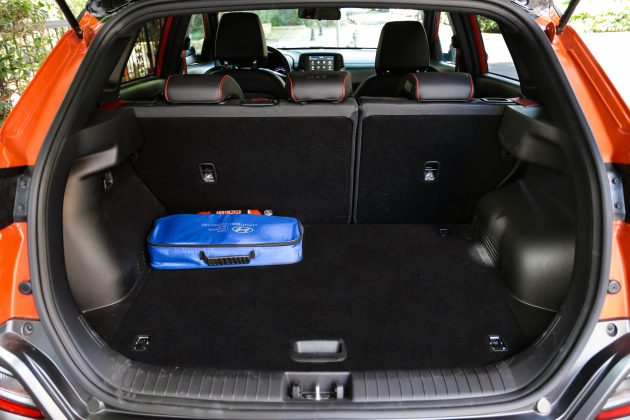Hyundai Kona 1.6 Turbo GDI Benzinli 4×4 7 ileri DCT 2018 Test Sürüşü