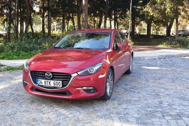 Mazda3 Test Sürüşü 2019