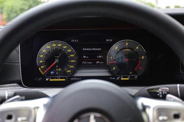 Mercedes CLS 400D 2018 Test Sürüşü