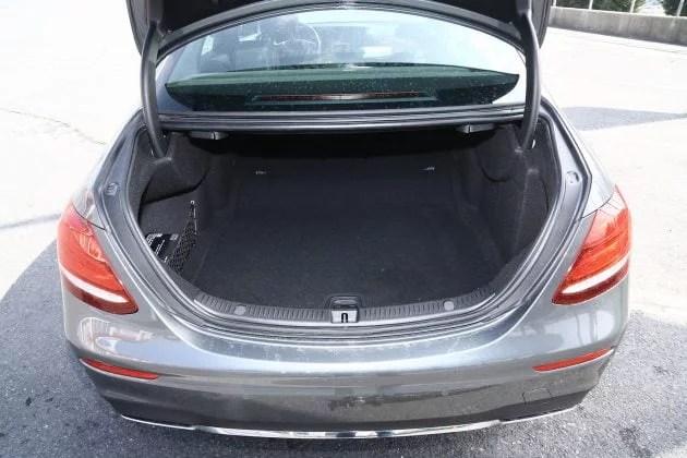 Mercedes E180 2019 Test Sürüşü