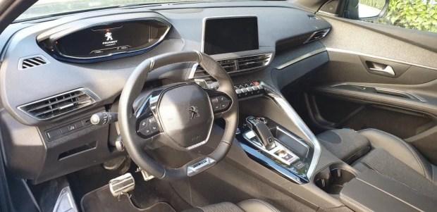 Peugeot 3008 GT-Line 2019 Test Sürüşü - Teknik Özellikleri
