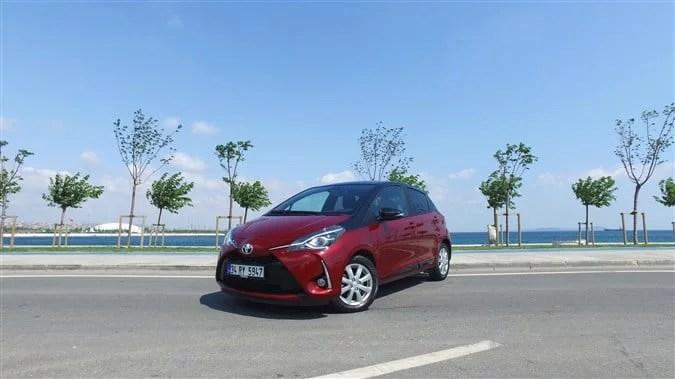 Toyota Yaris 2017 Test Sürüşü