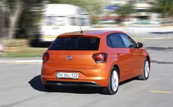 Volkswagen Polo 2018 Test Sürüşü