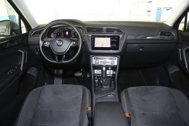 Volkswagen Tiguan Allspace 2018 Test Sürüşü