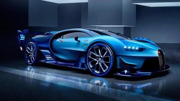 Bugatti Chiron Teknik Özellikleri