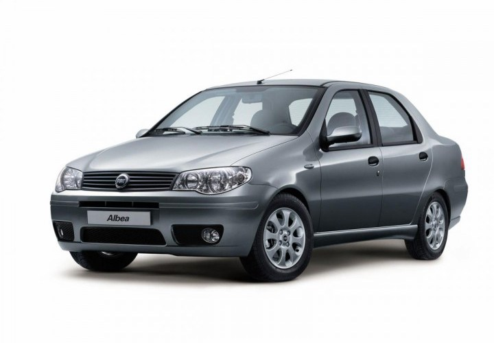 Fiat Albea 1.4 i (77) Hp Teknik Özellikleri