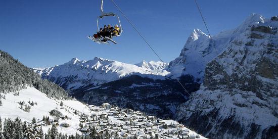 Swiss travel service