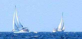 Exklusiv Coaching auf einer Segelyacht