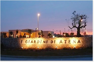 Residence I Giardini di Atena Merine Lecce Salento