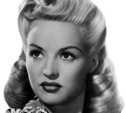 betty grable collection time