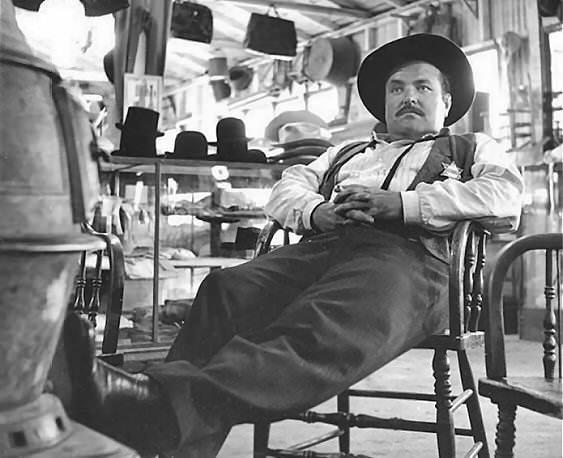 William Conrad in Gunsmoke