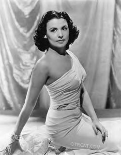 Lena Horne the first really big african american star way back in the 40s
