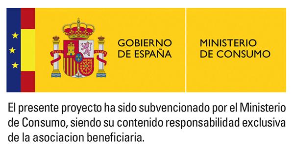 logo gobierno españa ministerio de consumo