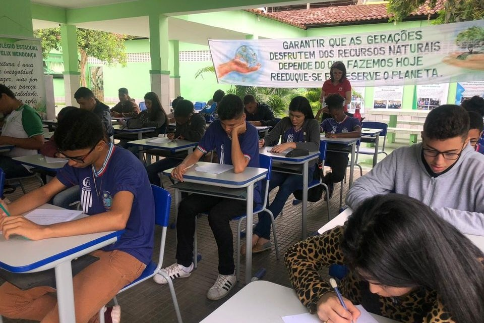 Itabuna: Colégio Félix Mendonça conquista IDEB acima da meta