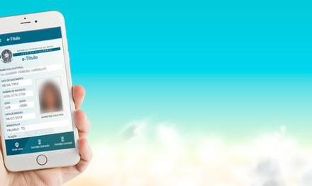 E-Título: Bahia é 4º estado com maior número de downloads da nova versão do app