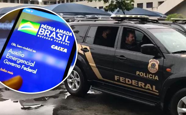 Agentes da PF são recebidos a tiros na Rocinha em operação contra fraude no auxílio emergencial