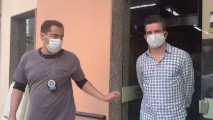 Preso americano que veio ao Brasil para ter relações sexuais com menina de 14 anos