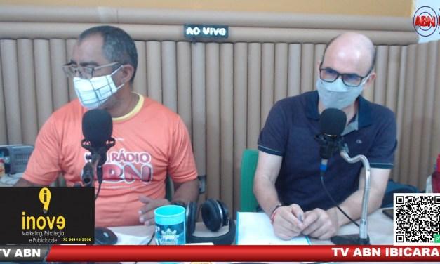 Diretor da Cacau FM é homenageado na Web Rádio ABN