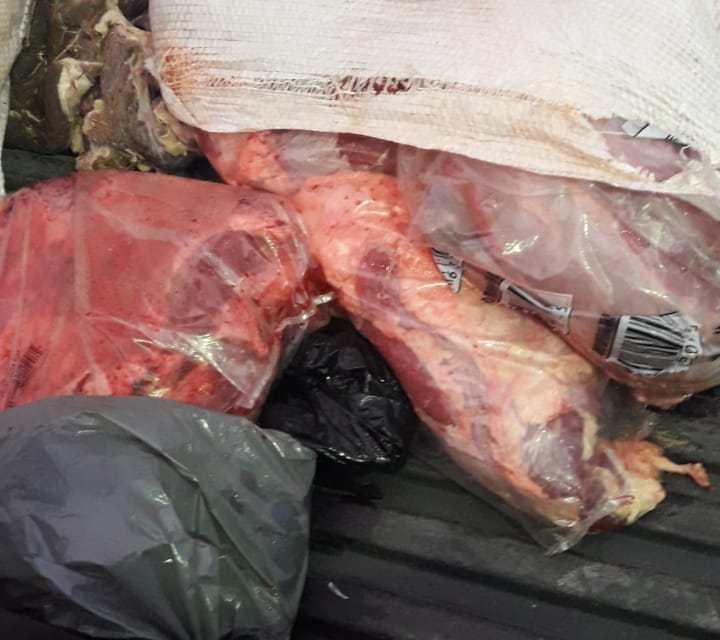 Apreensão em Itabuna tira das prateleiras 200 quilos de carnes e leites estragados