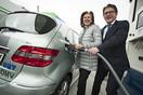 OMV eröffnet Wasserstoff-Tankstelle in Innsbruck
