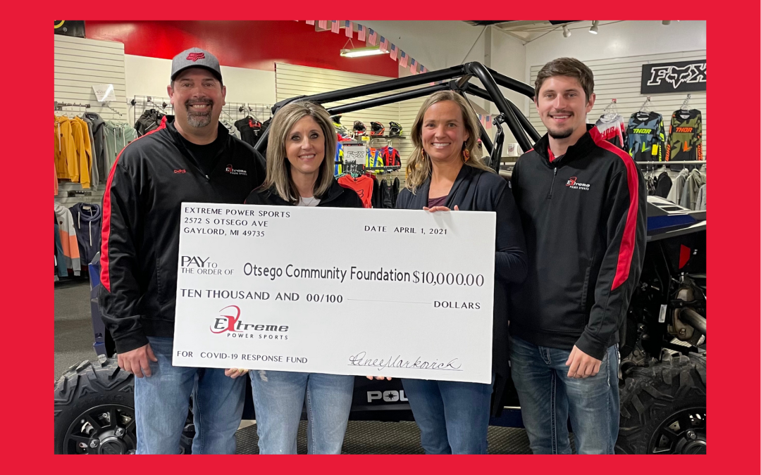 Extreme Power Sports Gives Back Big