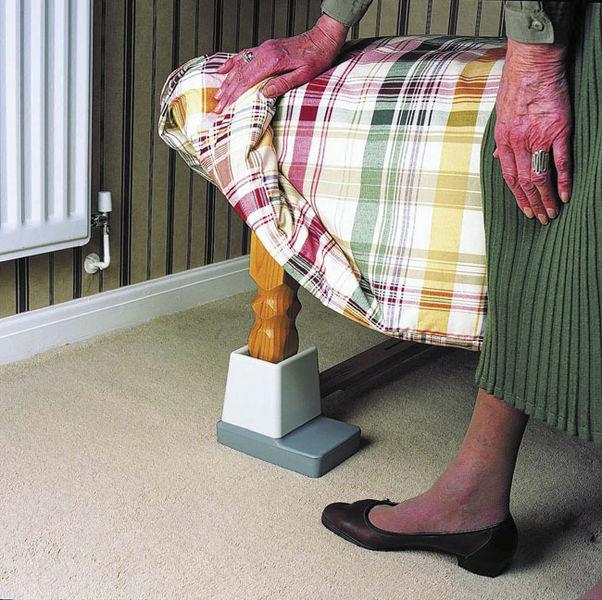 Langham adjustable bed raiser  Bed Raisers  Chair