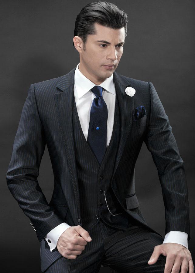 High Fashion Italian Wedding Suits model F2259 Ottavio Nuccio Gala 2013 Fashion Collection