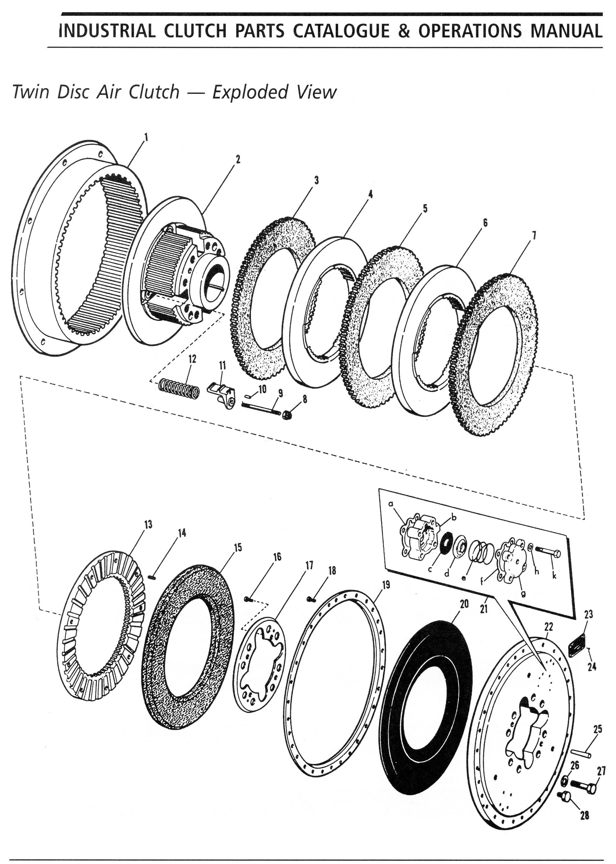 Wheel Horse Pto Clutch Diagram